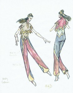 Ceremony Of Dreams Costume (designed by Les Ditson)